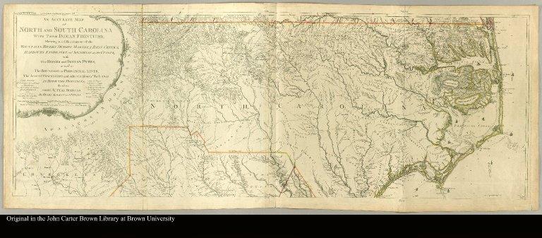 [top half: map of North Carolina]
