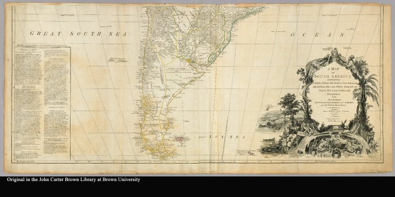 [bottom of map of South America]