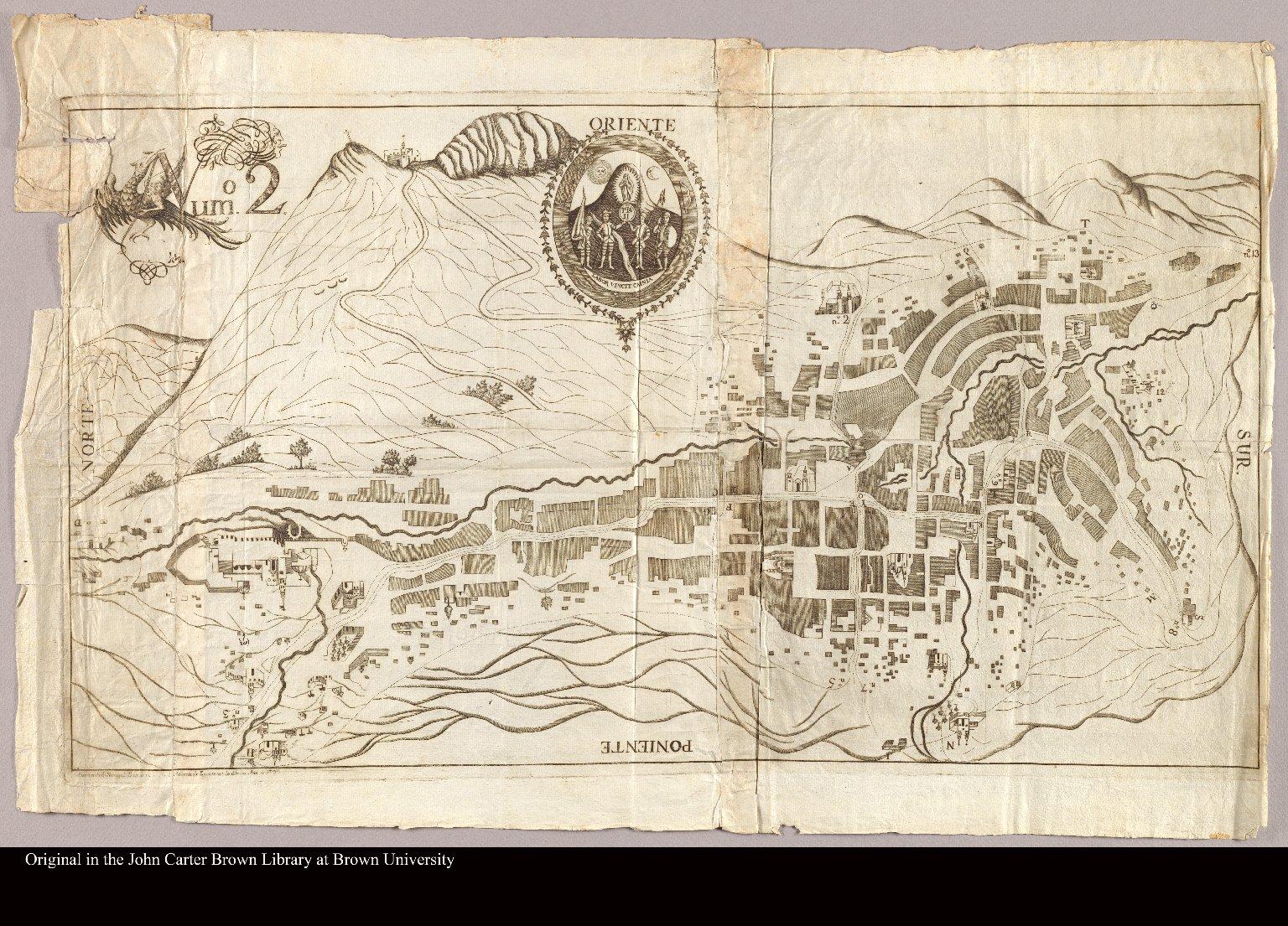 [Plan of Zacatecas]. No. 2
