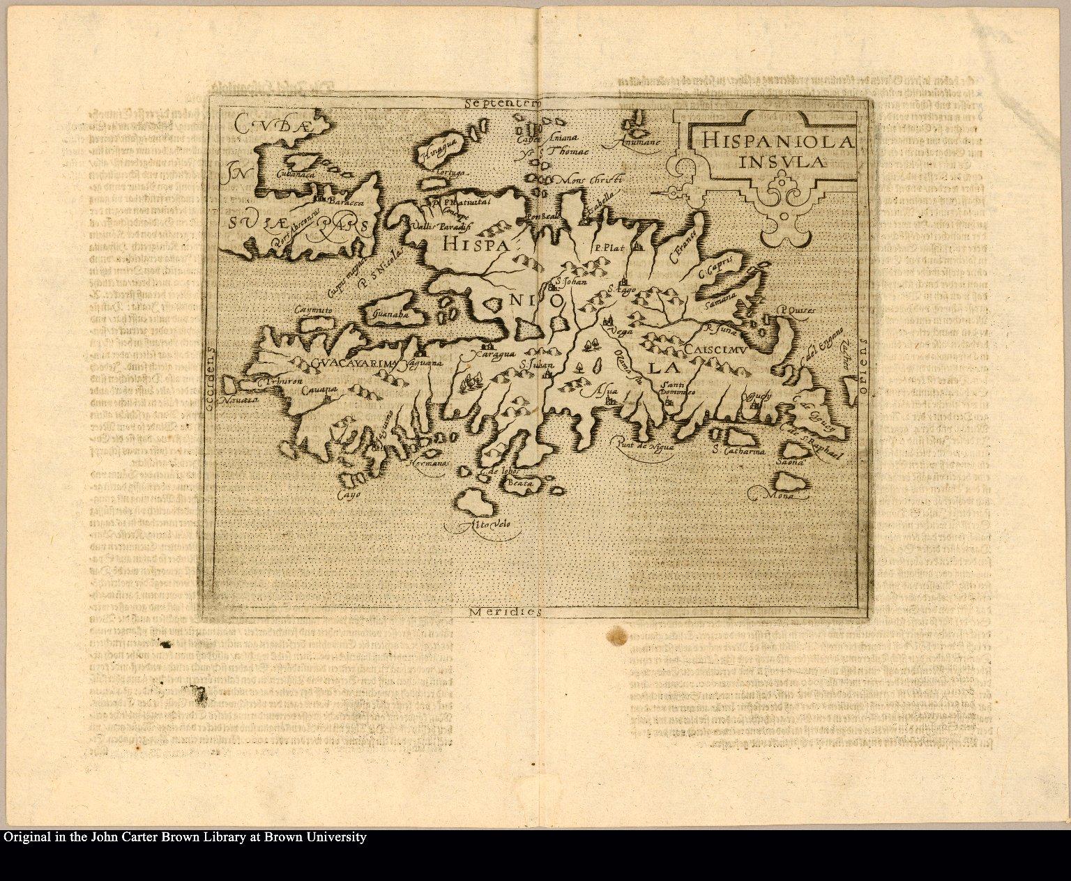 Hispaniola insula