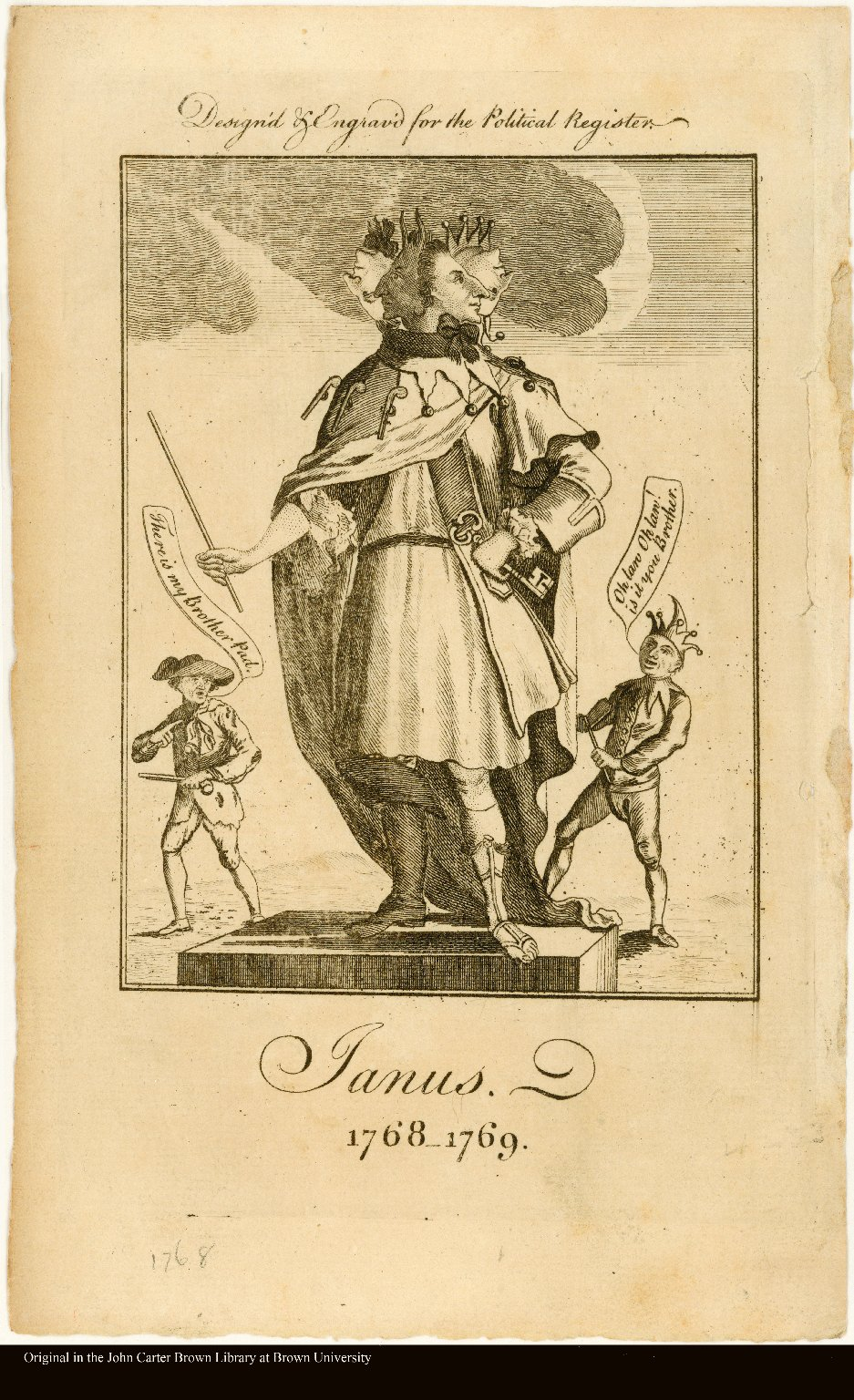 1768-1769 - JCB Political Cartoons